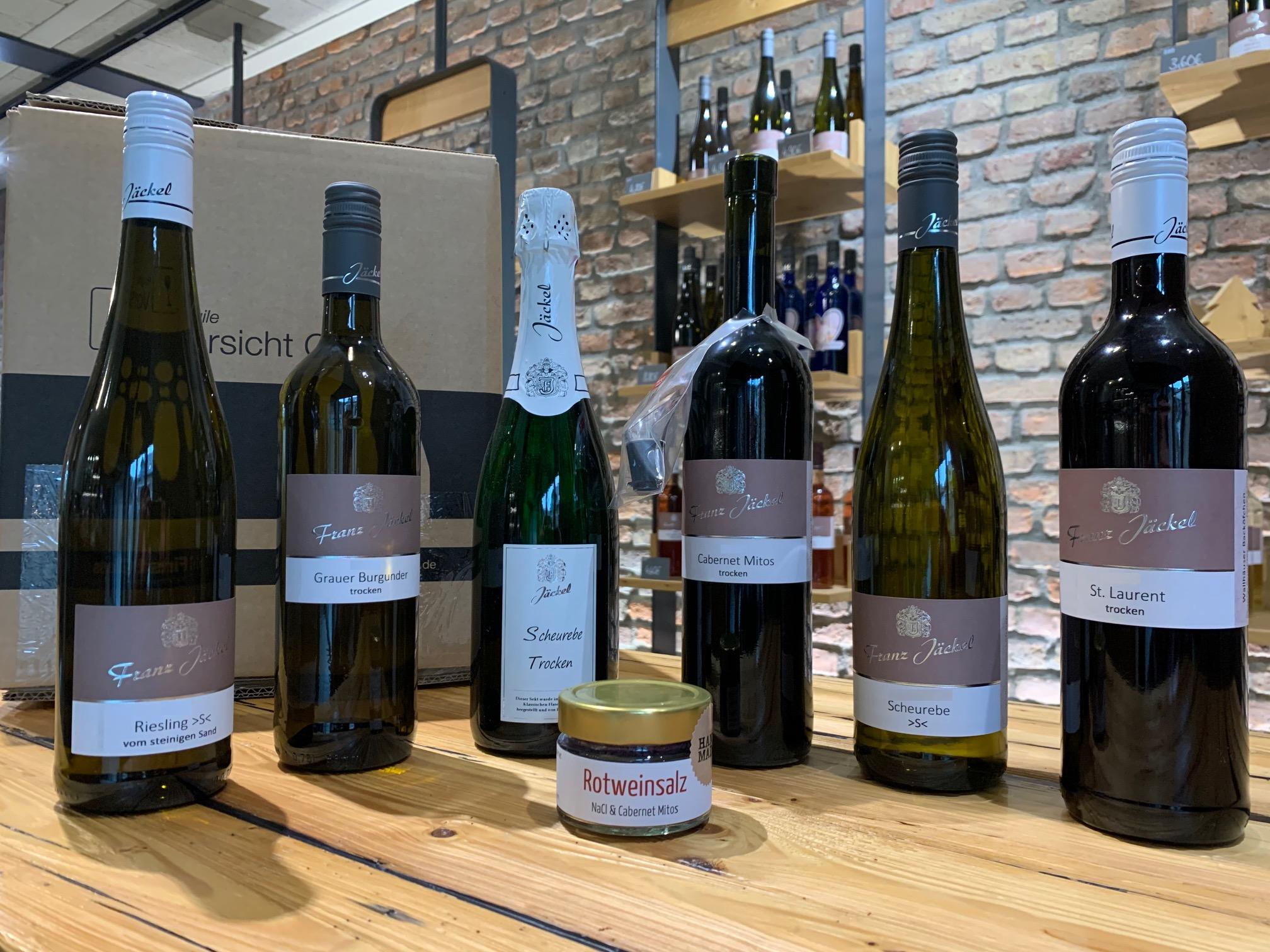 WeinGenuss mit Weingut Franz Jäckel