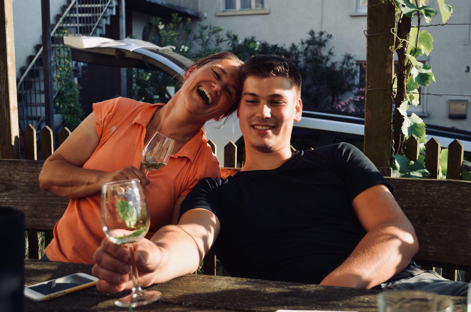 WeinGenuss mit Wein-und Gästehaus Felsenberghof