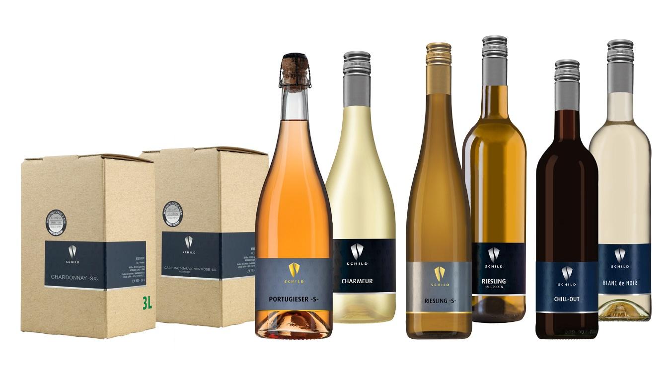 WeinGenuss mit Weinhaus Schild & Sohn