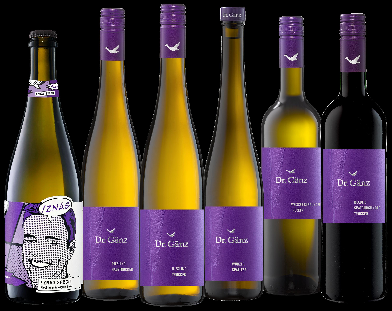 WeinGenuss mit Wein-und Sektgut Dr. Gänz